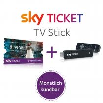 Preview: Sky Ticket TV Stick inkl. 3 Monate Serien (Entertainment)