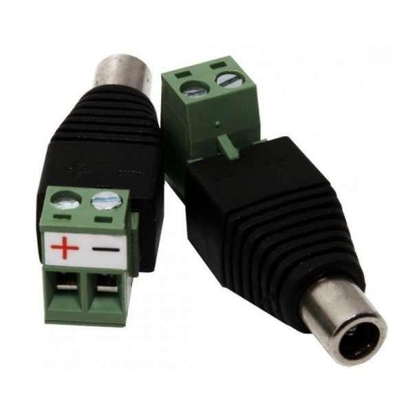 BM-Z35 Strom-Adapter DC-Buchse für Hohlstecker