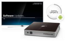 Vorschau: Formuler Zx 4K UHD IPTV Android 7.0 Player H.265 HEVC Wlan