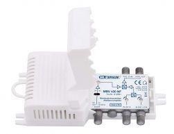 Spaun MBV 430 NF Mehrbereichsverstärker 35 dB Standard Klasse