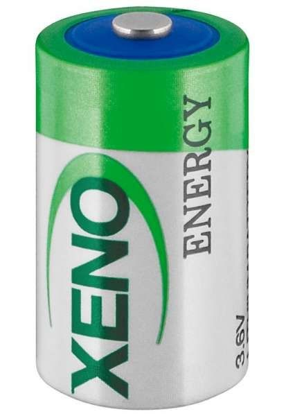 Xeno-Energy 1/2 AA 3.6V Mignon ER14252 XL-050F - 1200 mAh