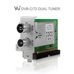 VU+ DVB-C/T2 Dual Tuner Duo² / Solo SE V2 / Solo 4K / Ultimo 4K