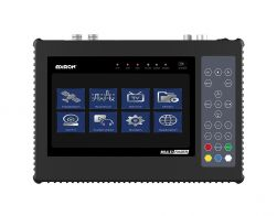 Edision Multi-Finder DVB-S/C/T2 Messgerät und CCTV Tester