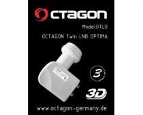 Vorschau: Octagon Twin Optima OTLO LNB 0.1dB 3D Ready