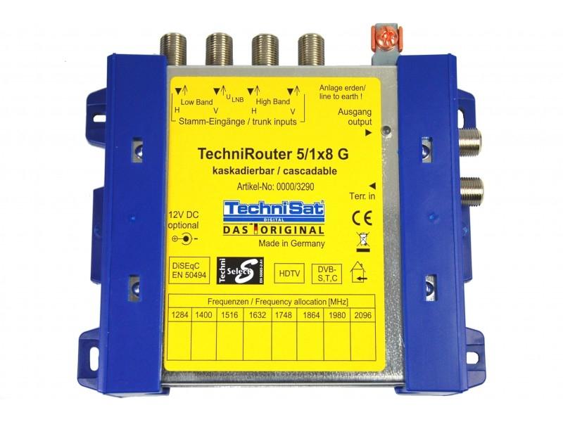 Technisat TechniRouter 5/1 x 8 G-R