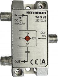 Kathrein WFS 28 Fernspeiseweiche DC 5-2150 MHz