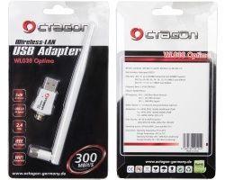 Octagon 300Mbit/s WL038 USB2.0 Wlan Stick mit +5dB Antenne