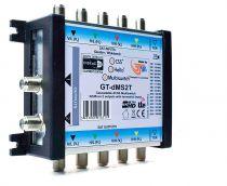Preview: GT-SAT Unicable-Multiswitch GT-dMS2T 2x16UB für bis zu 32 Teilnehmer - 4K/UHD
