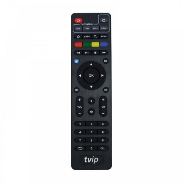 TVIP S-Box v.605 IPTV/OTT 4K UHD Media Player inkl. WLAN