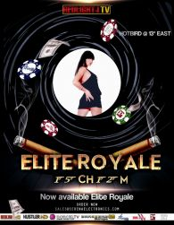 Redlight Elite ROYALE 15 Sender Viaccess Karte - Laufzeit 12 Monate