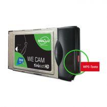 Preview: TiVuSat DIGIQuest We CAM SmarCam HD CI+ Modul inkl. TiVuSat Karte Aktiv
