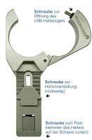 Preview: Schielhalter Gibertini MFP - H-40- V3 XP/ SE Serie