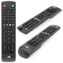 Vorschau: AX 4K-BOX HD60 4K UHD 2160P E2 LINUX + ANDROID DVB-S2X SAT RECEIVER