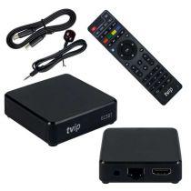 Preview: TVIP S-Box v.615BT IPTV 4K HEVC UHD Android 8.0 Linux Multimedia Stalker Streamer 2.4/5GHz Wlan