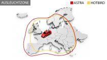 Vorschau: Selfsat Snipe 3 V3 GPS Vollautomatische Satellitenantenne Skew Sat System Camping