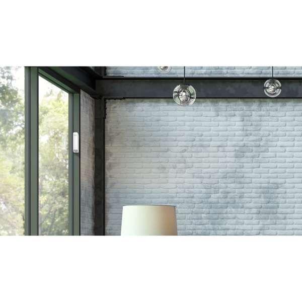 AJAX Funk Vorhangmelder MotionProtect Curtain für Fenster & Türen Weiss