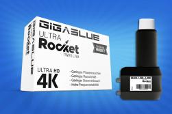 Gigablue Ultra Rocket Twin Multifeed LNB 40mm Feed 0.1dB Full HD