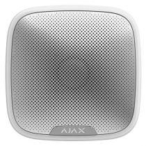 Vorschau: AJAX Funk Außensirene 113dB StreetSiren Smarthome & APP-Funktion für AJAX Hub Weiss