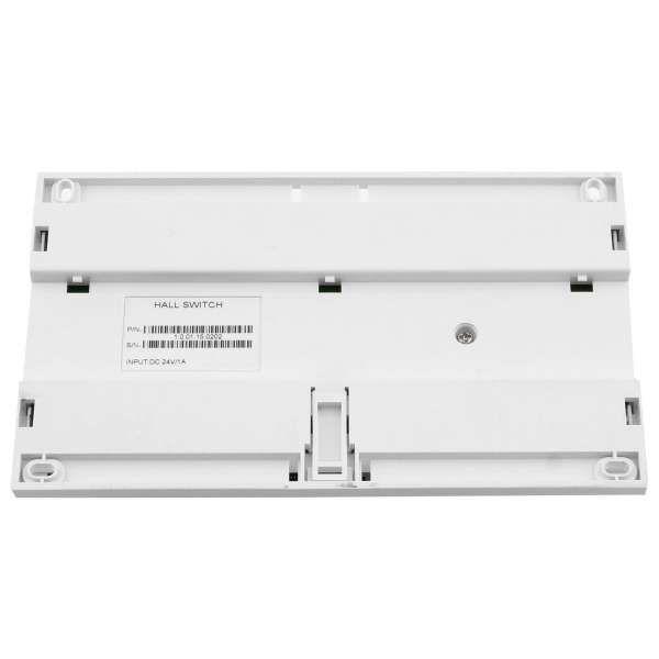 Excellent IP PoE LAN Switch für IP Video Türsprechanlagen bis zu 6 Monitore 2 Außenstationen