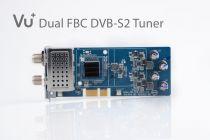 Preview: VU+ DVB-S2/S2X FBC Twin Tuner Uno 4K / Ultimo 4K / Duo 4K ( 8 Demodulatoren )