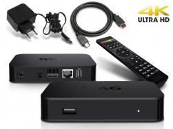 MAG 420W1 WiFi WLAN IP TV Internet HEVC H.265 4K UHD 60FPS Linux USB LAN HDMI