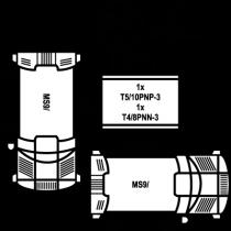 Vorschau: EMP Centauri Profi-Line passiv Splitter Kaskadierer T5/10PNP-3