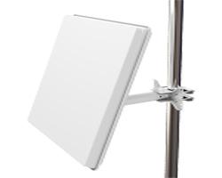 Selfsat H50 D4 Flachantenne Quad LNB-Version