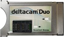 Preview: Deltacam Duo Twin CI Modul mit DeltaCrypt-Verschlüsselung 3.0 incl. Programmer