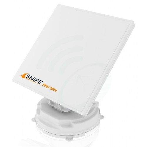 Selfsat SNIPE Pro Full MAX GPS Vollautomatische Satellitenantenne Skew Sat System