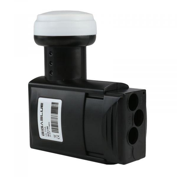 Gigablue Ultra SCR-LNB 24 SCR - 2 Legacy UHD 4K Unicable LNB 0.2dB
