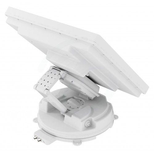 Selfsat SNIPE Pro Full MAX Twin GPS Vollautomatische Satellitenantenne Skew Sat System