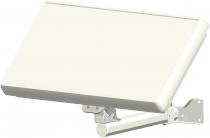 Preview: Selfsat H21D1+ 1 TV Teilnehmer SAT Flachantenne FLAT + Fensterdurchführung + Kabel FULL HD 4K