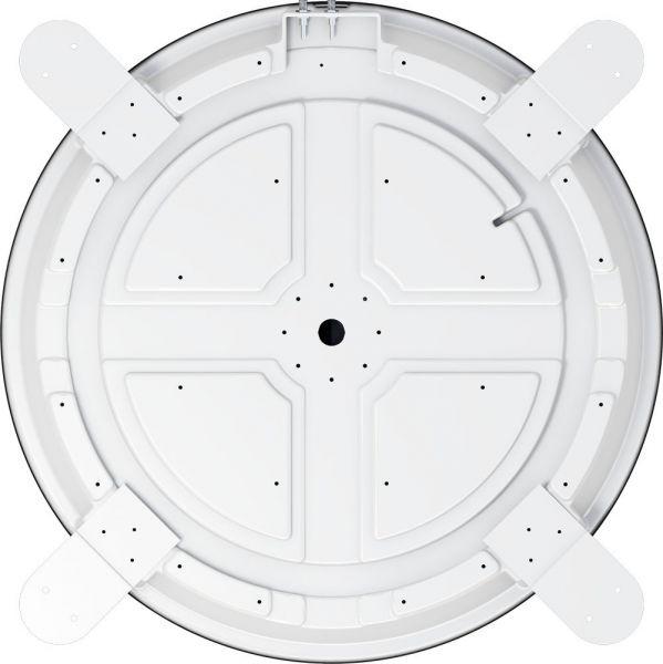 Selfsat SNIPE Dome MN Twin GPS Vollautomatische Satelliten Antenne