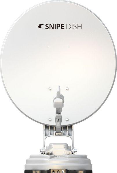 Selfsat Snipe Dish 65cm single vollautomatische Satellitenantenne zur festen Montage