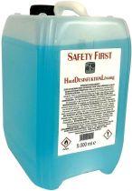 Preview: Safety First Händedesinfektionsmittel (5000ml) antibakteriell