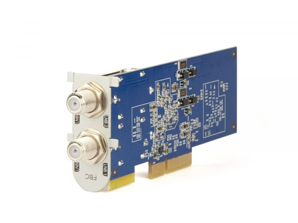 Dreambox DVB-S2 FBC Twin Tuner ( 8 Demodulatoren )