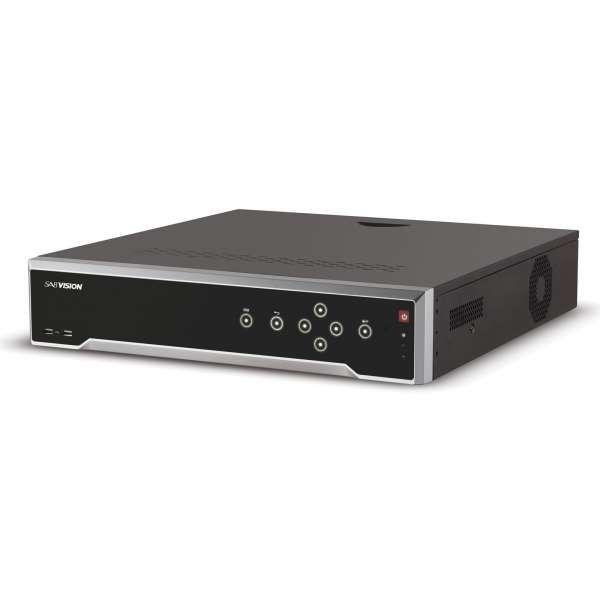 Sabvision NVR32 3840×2160p 32-Kanal H.265 PoE 4K Netzwerk Kamera Rekorder