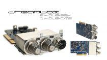 Vorschau: Dreambox Triple 2x DVB-S2 / 1x DVB-C/T2 MultiStream Tuner