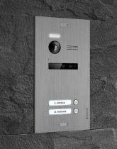 Vorschau: Balter EVO Silber Video Türsprechanlage Quick-Talk 2-Draht BUS Komplettsystem für 2 Teilnehmer