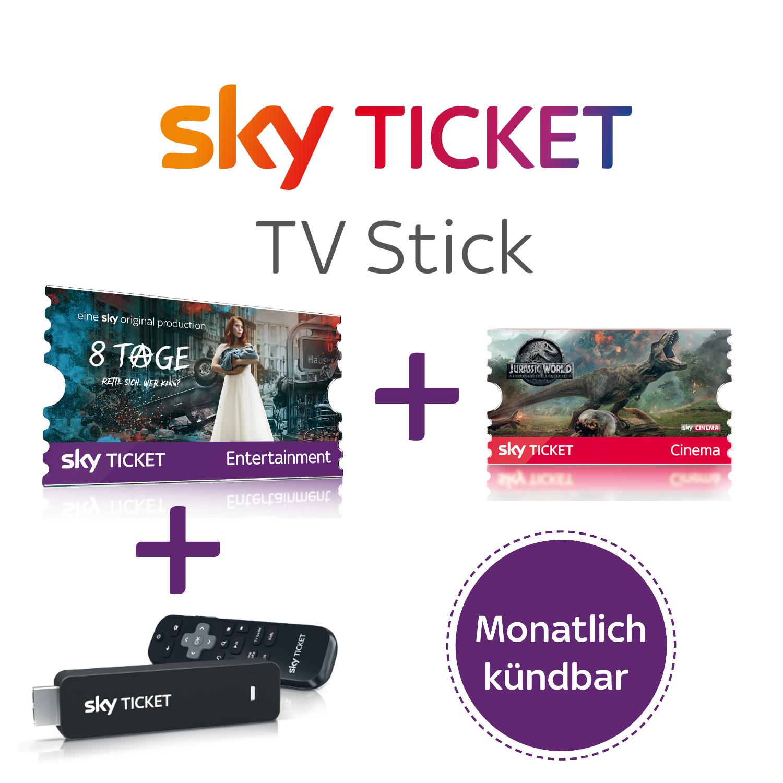 Sky Ticket Tv