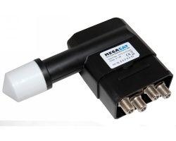 Megasat Multifeed-LNB Quad 0,1 dB