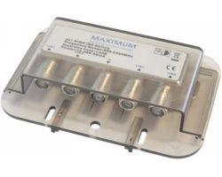 Maximum DiSEqC 4/1 Switch (mit Wetterschutz)