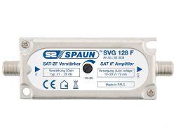 Spaun SVG 128 F regelbarer Sat-Verstärker ferngespeist