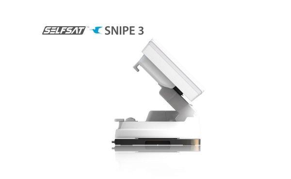 Selfsat SNIPE V3 Single Vollautomatische Satelliten Antenne