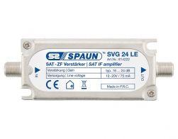Spaun SVG 24 LE SAT Inline Verstärker 16 bis 24db