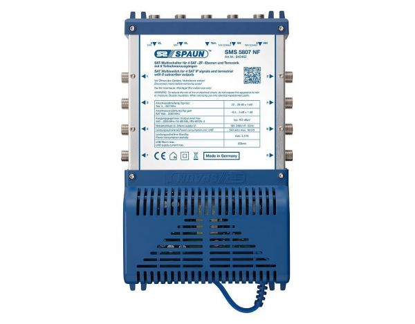 Spaun SMS 5807 NF light