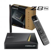 Vorschau: Formuler Z8 Pro 5G 4K UHD IPTV Android 7 Player H.265 2GB RAM 16GB Flash Gigabit 5GHz Wlan, Schwarz