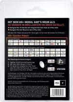 Vorschau: HD PLUS CI+ Modul für 12 Monate (inkl. HD+ Karte, geeignet für HD und UHD, für Satellitenempfang)