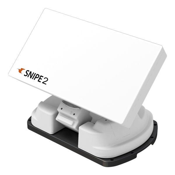 Selfsat Snipe 2 SE GPS Vollautomatische Satellitenantenne AutoSkew Sat System Camping