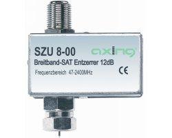 Axing Breitband-Entzerrer SZU 8-00